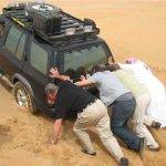 Desert Rescue in UAE