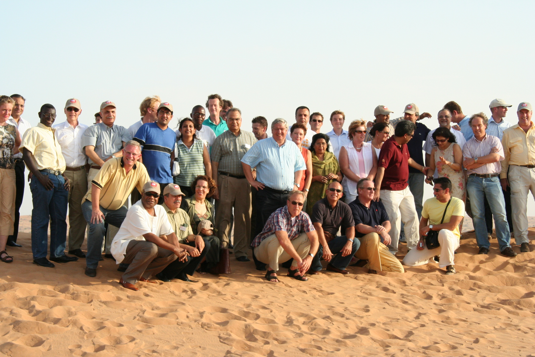 Team Building / Corporate events - Rub Alkhali Desert