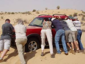 Desert Driving Course UAE