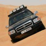 4x4 Adventure in Liwa