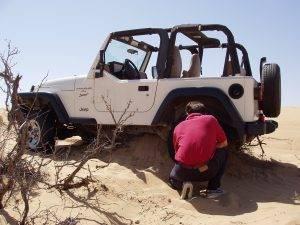 Desert Driving Course UAE