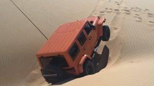 Desert Rescue in UAE