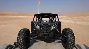 ATV Tours in Liwa