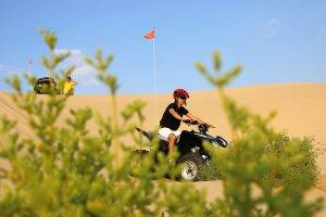 Quad biking tour in Abu Dhabi