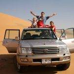 Tag Along in Liwa