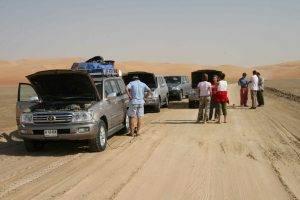 Fun Drive in Liwa
