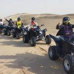 Quad biking tour in Abu Dhabi